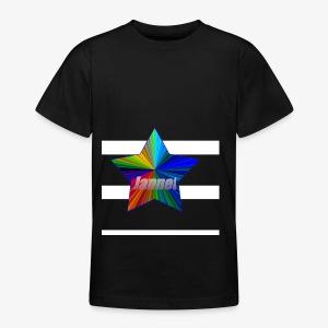 OFFICIAL JANNET MERCH - Teenage T-shirt
