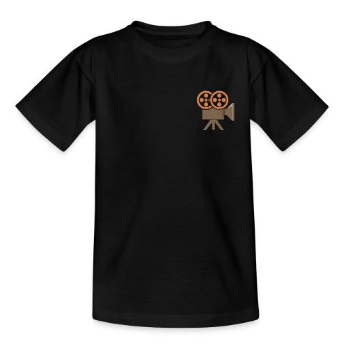 Mad Media Logo - Teenage T-shirt