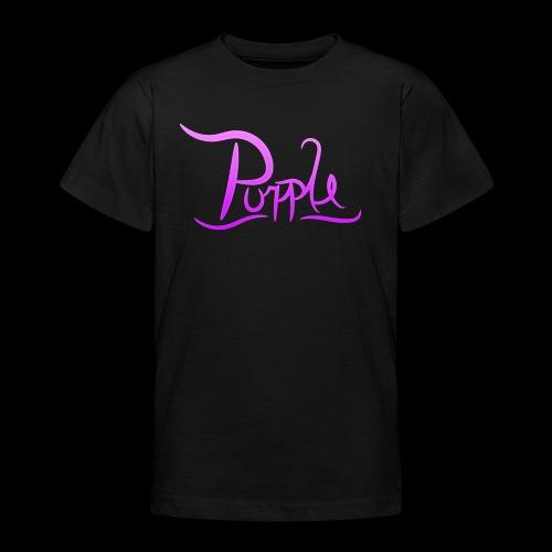 PurpleDesigns - Teenage T-shirt