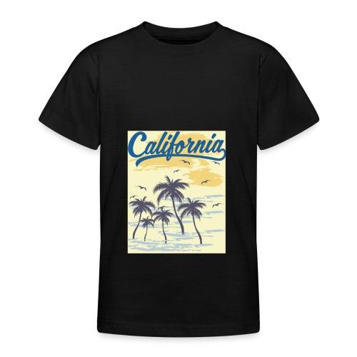 California Transparent - T-shirt Ado