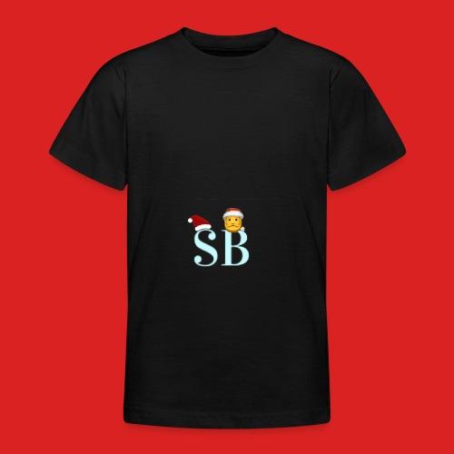 SB Xmas - Teenage T-shirt
