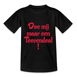 Teevendeal - Teenager T-shirt
