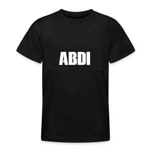 Abdi - Teenage T-shirt