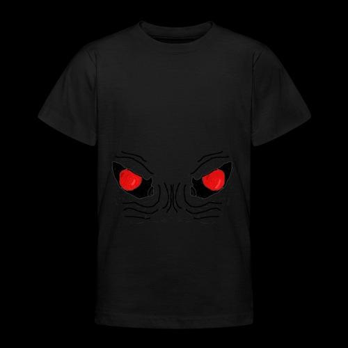 Demon Eyes Red - Teenage T-shirt