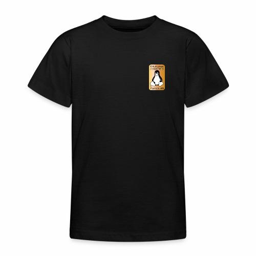 GNU/Linux Powered by FermoLUG - Maglietta per ragazzi