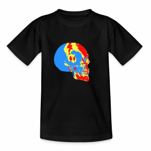 Skull head - T-shirt Ado