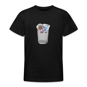 Verwijder je recycle bin met Sjoerd - Teenager T-shirt