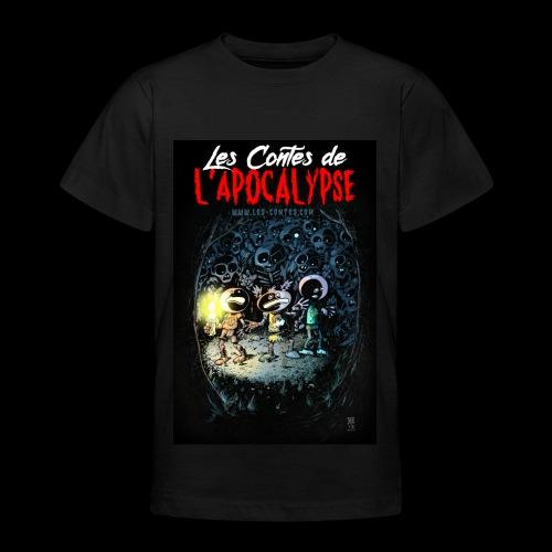 LCDLA ep 00 - T-shirt Ado
