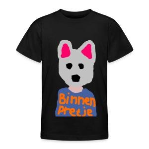 Binnenpretje T-shirts - Teenager T-shirt
