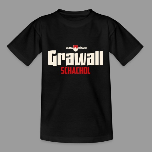grawallschadl - Teenager T-Shirt