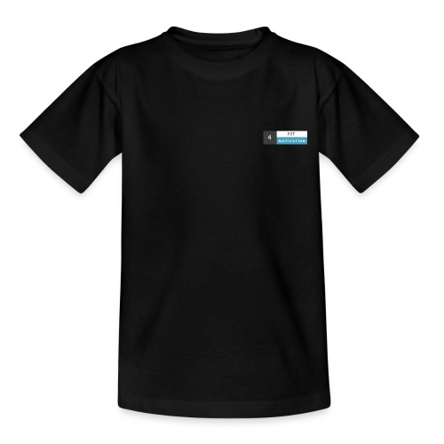 Fit 4 Motivation - Teenager T-Shirt