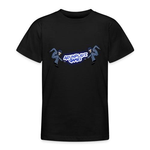 ArunPlayzGames Banner - Teenage T-shirt