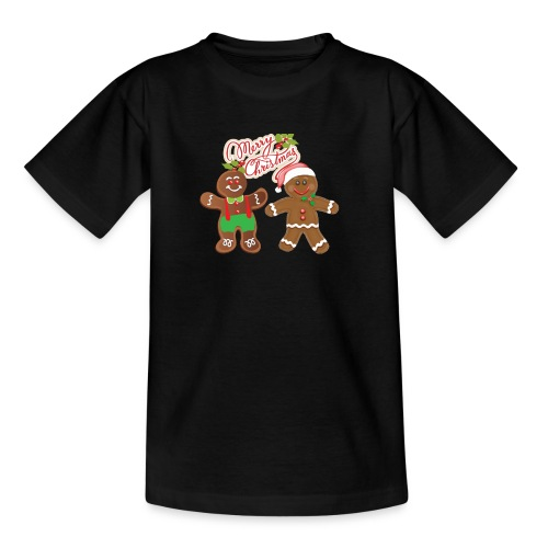 Frall&Tom XMAS kids colection - Teenage T-shirt