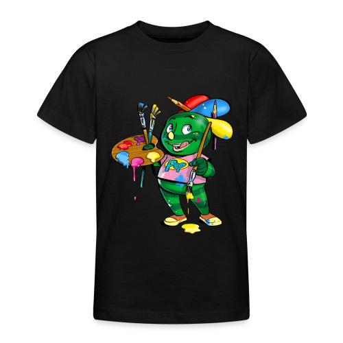 Pepilo - die beliebte Comicfigur - Teenager T-Shirt