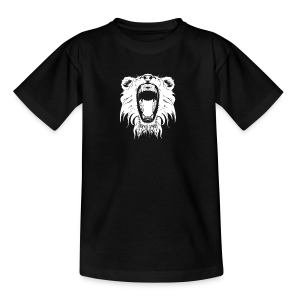 Lion Collection - T-skjorte for tenåringer