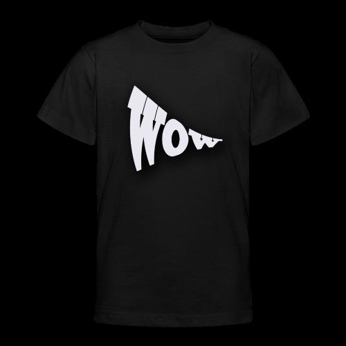 W Collection - T-skjorte for tenåringer