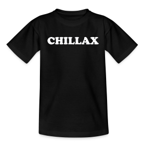 chill Collection - T-skjorte for tenåringer
