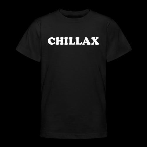 chill Collection - T-skjorte for tenåringer