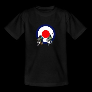 Mods - Teenage T-shirt