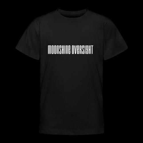moonshine oversight blanc - T-shirt Ado