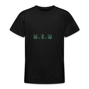 m.e.m - T-shirt tonåring