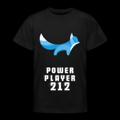 POWERPLAYER212's Shirt - Maglietta per ragazzi
