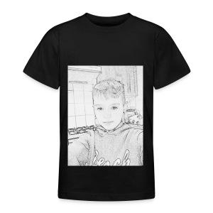 Jack Tomo in stock things - Teenage T-shirt