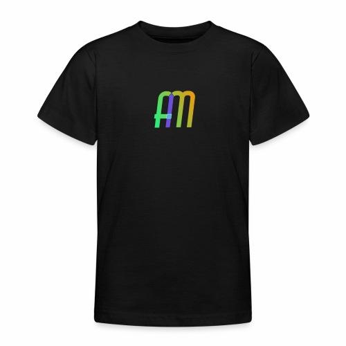 AM Logo - Teenage T-shirt