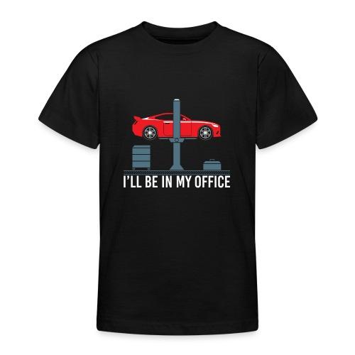 Auto Schrauber Kfz Shirt - Teenager T-Shirt