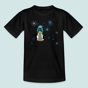 Snowy - Teenager T-Shirt