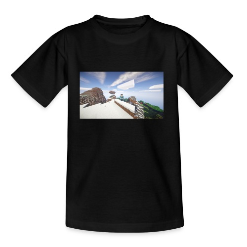 Minecraft Shirt - Teenager T-Shirt