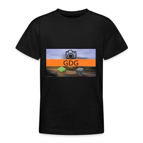 Shirt GDG - Teenager T-shirt