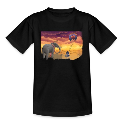 Savanna - Teenager T-Shirt