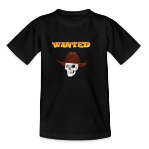 WANTED AR - Camiseta adolescente