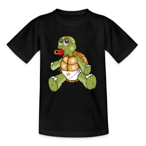 TURTLE TODDLER - Teenage T-shirt