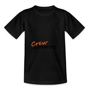 Cobraz team crew - T-shirt tonåring