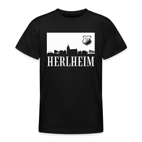 Skyline Print A4 - Teenager T-Shirt