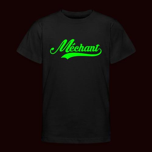 vêtements de musculation - T-shirt Ado