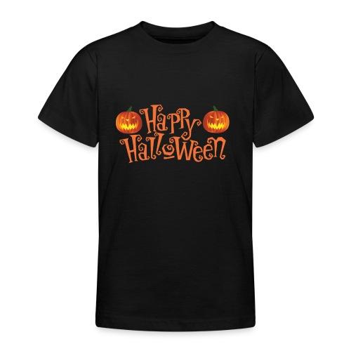 Happy Halloween - Teenager T-Shirt