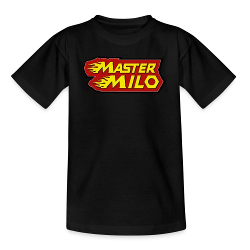 MasterMilo - Teenager T-shirt