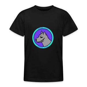 Wolf przerobka team Blues7 - Koszulka młodzieżowa