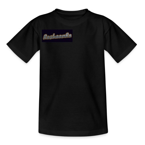 RoshaanRa Tshirt - Teenage T-shirt
