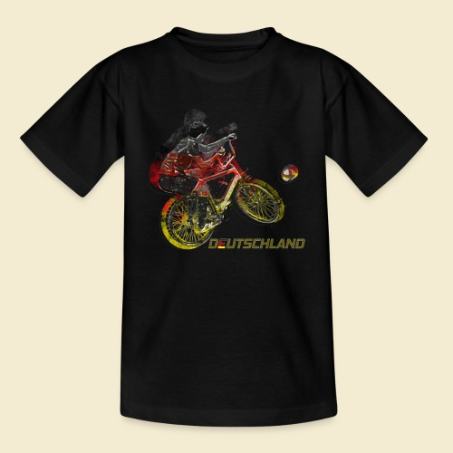Radball | Deutschland - Teenager T-Shirt