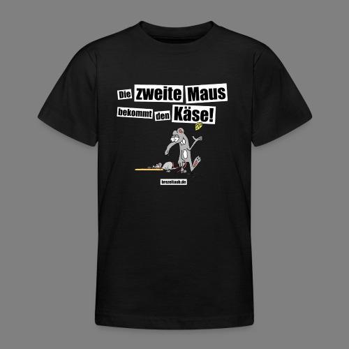 Die zweite Maus - Teenager T-Shirt