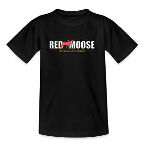 Red Moose logo - T-shirt tonåring
