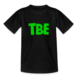 Logo groen - Teenager T-shirt
