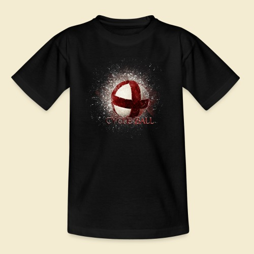 Radball | Cycle Ball - Teenager T-Shirt