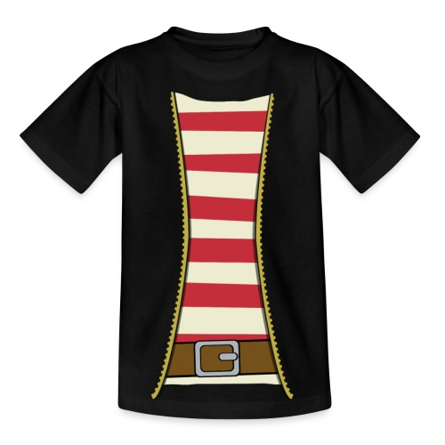 Pirate costume - Teenage T-Shirt