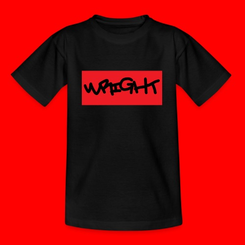 wright - Teenage T-shirt
