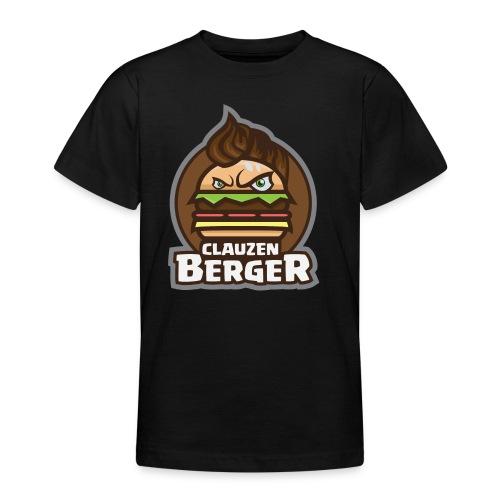 ClauZenberger BergerMan Logo - Teenager-T-shirt
